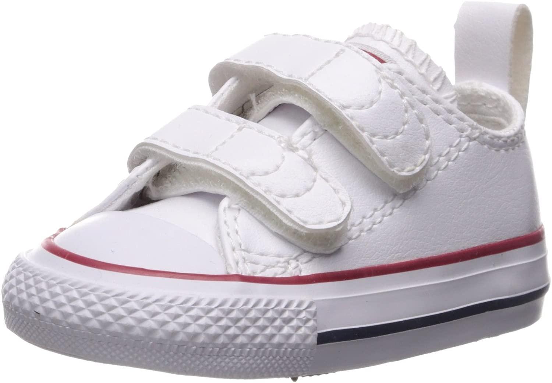 Converse Chuck Taylor Ct 2v Ox, Pantofole Unisex – Bambini