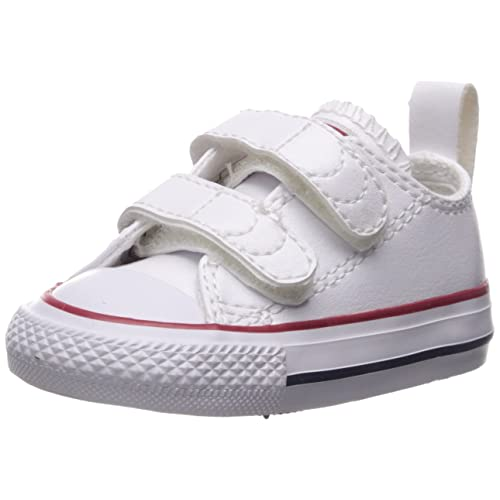 b93a172243d Converse Kids  Chuck Taylor All Star 2v Leather Low Top Sneaker