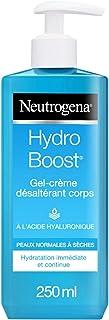 Neutrogena Hydro Boost Gel lichaamsverzorging - hydraterende lichaamsverzorging - voor een soepele en stralende huid - 250 ml