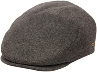 Men's Contemporary Winter Wool Newsboy Ivy Hat