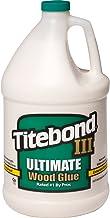 Titebond ZL-141/6 Ultimate houtlijm voor binnen en buiten, waterdicht, 3,78 kg