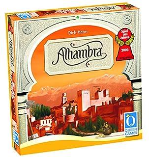 Der Palast von Alhambra. Spiel des Jahres 2003. Für 2-6 Spieler ab 8 Jahren. (B0000E2W1J) | Amazon price tracker / tracking, Amazon price history charts, Amazon price watches, Amazon price drop alerts