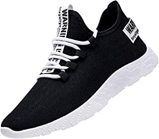 JJLIKER Men's Performance Ultra Boost Running Shoe Running Tennis Shoes Fashion Slip-On Sneakers