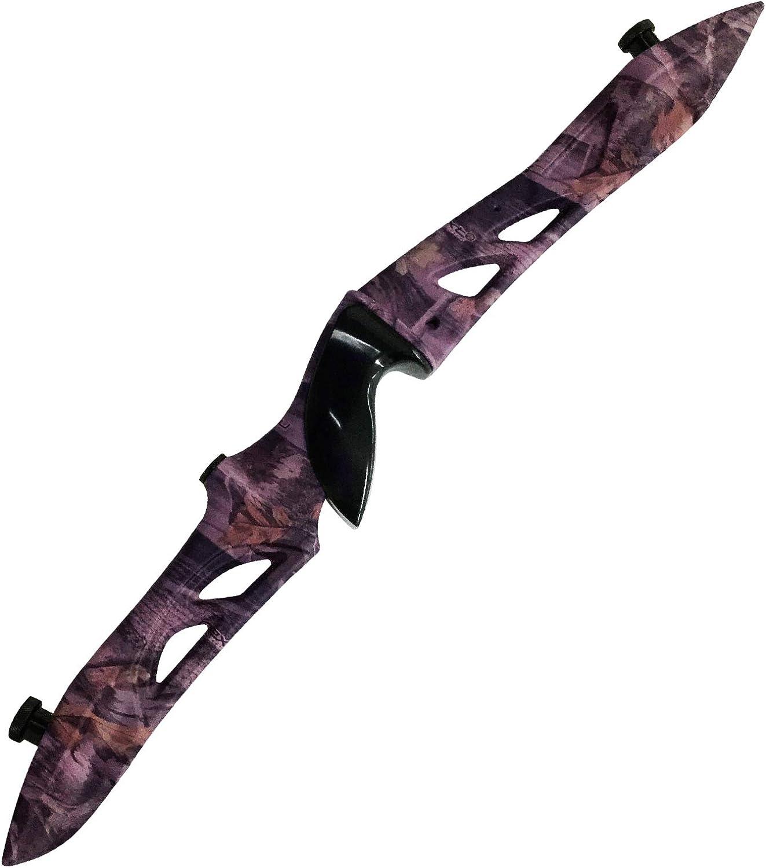 Southland Archery Supply SAS Explorer Metal Riser Takedown Recurve Bow Black Limbs
