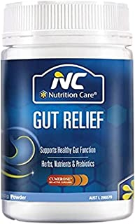 Nutrition Care Gut Relief Powder, Peppermint, 150 grams