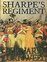 Richard Sharpe Series by Bernard Cornwell Ten Paperbacks (Sharpe's Rifles, Sharpe's Eagle,Sharpe's Company, Sharpe's Sword...
