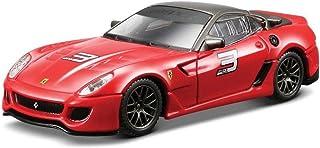 Bburago 35209 Ferrari 599xx Car Assemble Kit - Scale 1-43