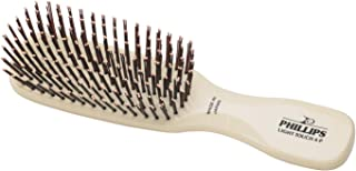 Phillips Brush Light Touch Brush 6P Hair Brush (Purse Size)