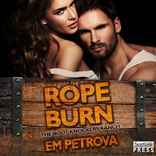 Rope Burn audiobook cover art