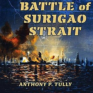 Battle of Surigao Strait audiobook cover art