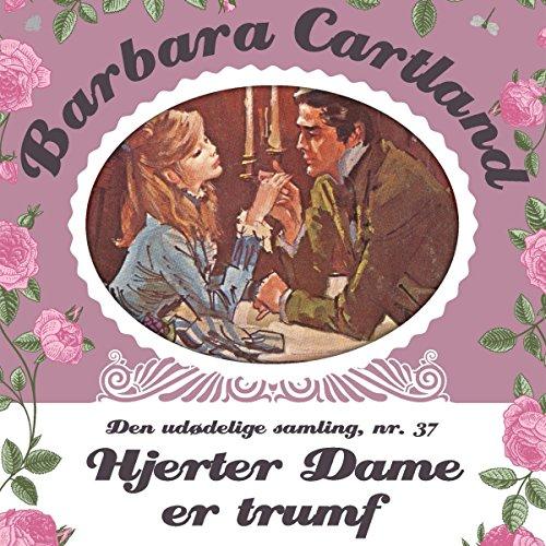 Hjerter Dame er trumf audiobook cover art