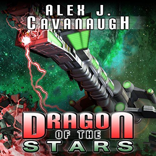 Dragon of the Stars audiobook cover art
