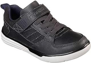 Skechers Maddox City Shifter 儿童时尚运动鞋深灰色/黑色 美码 10.5 M 小童