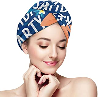 Shower Cap for Women and men,Happy Girl Dancing Samba, Beautiful Brazilian Woman In Festive Costume Dry hair cap one size