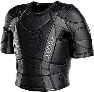 Troy Lee Designs BP 7850-HW Shirt Adult Undergarment Off-Road/Dirt Bike Motorcycle Body Armor - Black/Medium