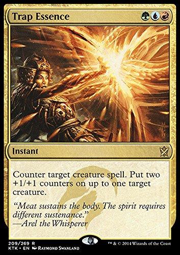 Magic The Gathering - Trap Essence - Khans of Tarkir
