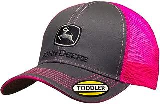 pink john deere hats