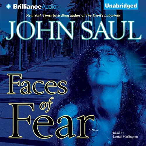 Faces of Fear audiobook cover art