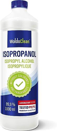 Isopropilico Alcohol 99,9% Limpieza y pulverizar - 1.000ml
