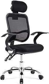 Las sillas de Escritorio, Silla de Oficina ergonómico Respaldo Alto reclinable Silla de Escritorio de la computadora Soporte Lumbar Altura del Asiento Ajustable Silla de Rodillas