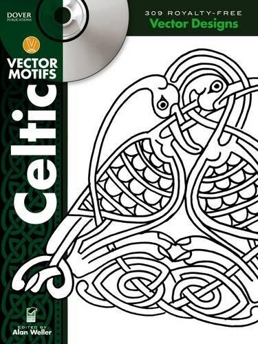 Celtic Vector Motifs (Dover Electronic Clip Art)