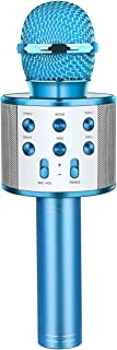 LET'S GO! Wireless Portable Handheld Bluetooth Karaoke Microphone - Best Gifts