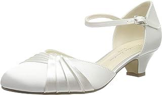 Paradox London Pink Protea, Chaussures de Mariage Femme