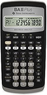 Texas Instruments BA II Plus Financial Calculator [輸入品]