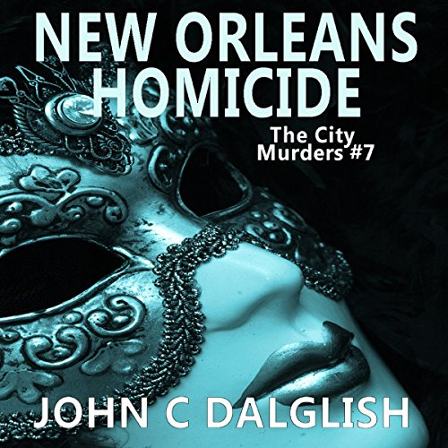 New Orleans Homicide audiobook cover art