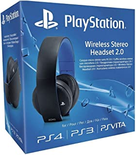 Sony Wireless Stereo Headset 2.0 - Black
