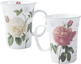 Royal Botanic Gardens, Kew Queen Charlotte's Memoirs Fine China Mug by Creative Tops, 300 ml (10 fl oz)