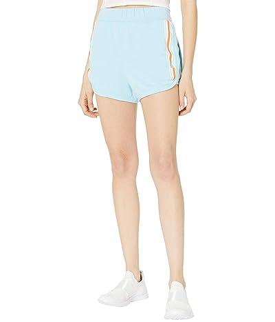 FP Movement Grand Slam Shorts Striped (Blue Combo) Women