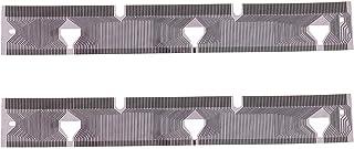Almencla 2X Cluster Instrumen Pixel LCD Display Reparatur Flachbandkabel Für BMW E38 E39