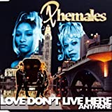Love don't live here anymore [Single-CD]