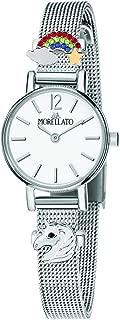 MORELLATO Women's Quartz Watch analog Display and Stainless Steel Strap, R0153142527