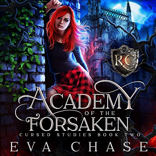 Academy of the Forsaken cover art