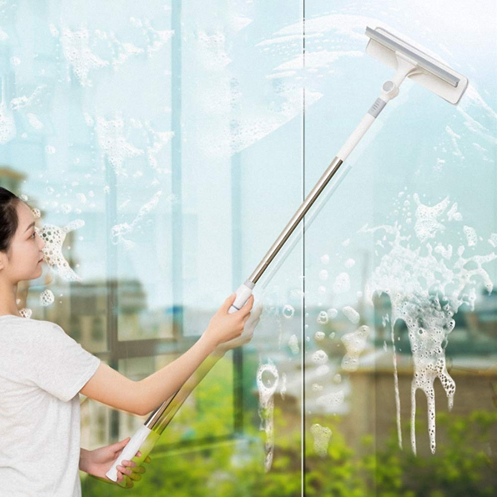FZ FUTURE Limpiador de Cristales Window, Escobilla limpiacristales ...