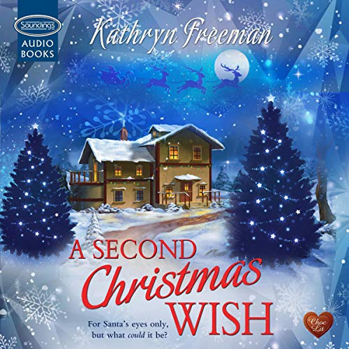 A Second Christmas Wish audiobook cover art