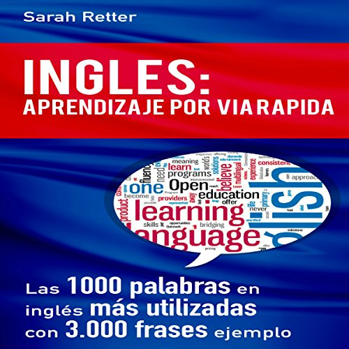 INGLES: APRENDIZAJE POR VIA RÁPIDA [ENGLISH: RAPID LEARNING] audiobook cover art