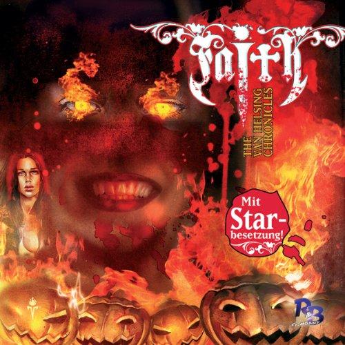 Mörderisches Halloween (Faith van Helsing 9) Titelbild