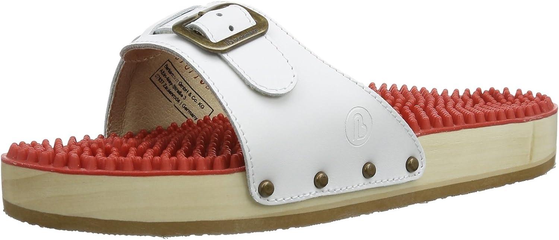 Berkemann Berkemann Berkemann Noppen-Sandale Unisex-Erwachsene Pantoletten  32ad45