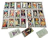 Zanoni Roger Tarot Cards Deck - 22 Major Arcana for an Inner Journey Vintage 1993