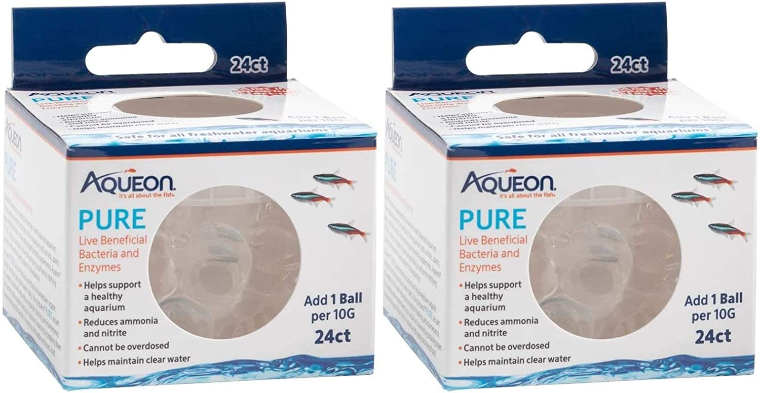 Aqueon 2 Pack of Pure Live Enzymes Bacteria and A [Alternative dealer] Beneficial for wholesale