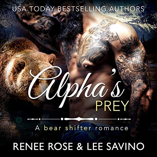 Alpha's Prey: A BBW Bear Shifter Romance cover art