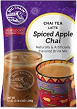 Big Train Chai Tea Latte, Spiced Apple, 56 Ounce, Powdered Instant Chai Tea Latte Mix, Spiced Black Tea with Milk, For Home, CafÃ, Coffee Shop, Restaurant Use