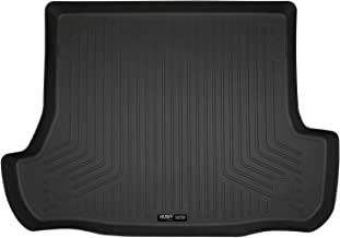Husky Liners 25741 Black Weatherbeater Cargo Liner Fits 2010-19 Toyota 4Runner with 3rd Row Seats