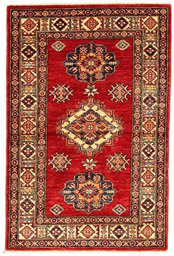 Nain Trading Kasak 124x82 Orientteppich Teppich Braun/Orange Handgeknüpft Pakistan