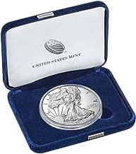 30th anniversary silver eagle set