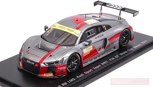 diseño simple y generoso Spark Spark Spark Model SA137 Audi R8 LMS N.2 Fia GT World Cup Macau 2017 N.Muller 1 43 Compatible con  en linea