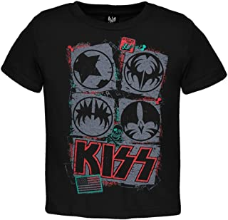 Kiss - Saint & Sinner Toddler T-Shirt